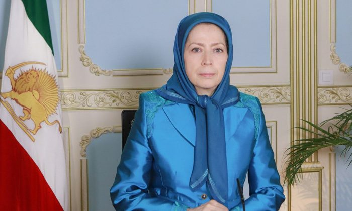 Maryam Rajavi's speech in FreeIran Summit