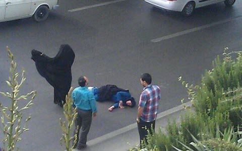Suicide Epidemic in Iran