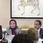 NCRI's news conference on Iranian regime's terrorist activities in Europe