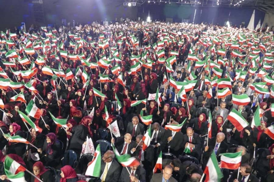 MEK's congress in Albania - September 2017