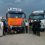 Truck drivers enter the 7th day of their strike