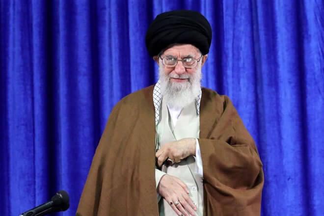 Khamenei speaks to the Basij - October 2018