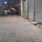 National Merchants strike in Iran