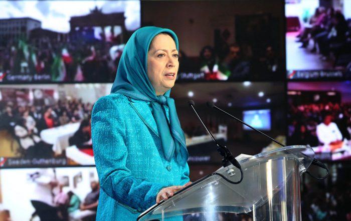 Maryam Rajavi 's Ten Point Plan
