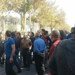 Truck drivers' protest continue in Iran