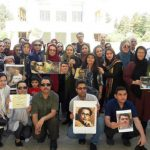 Teacher's imprisonment in Iran