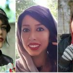 Long sentences for young protesters in Iran