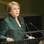 The new UN human rights commissioner condemns the execution of a Juvenile offender