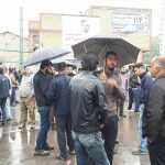 Haft-Tappeh's workers protest continues
