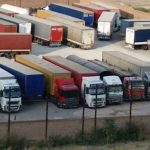 Truck drivers strike in Iran