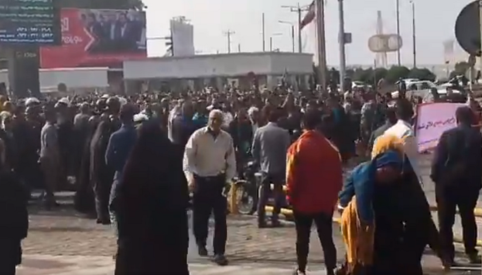 Protests continue in Ahvaz and Shush
