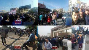 Protest continues by Haft-Tappeh and Fulad Ahvaz workers