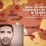 Increase in terrorist activities of the Iranian regime