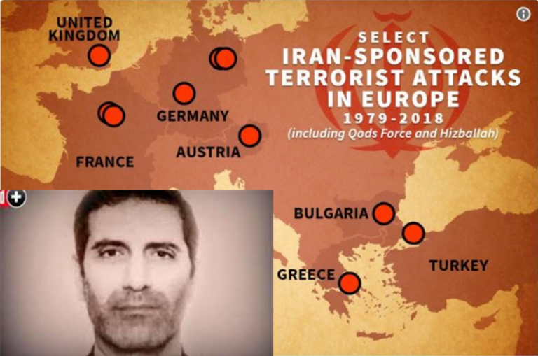 Increase in terrorist activities of the Iranian regime