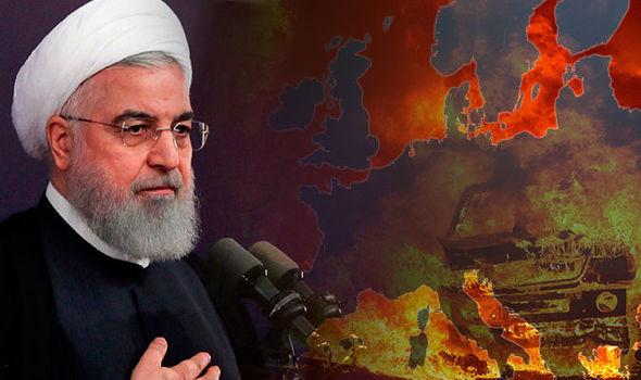 An increase in Iranian regime's terrorist activities in Europe