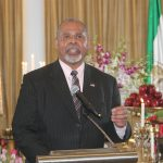Ambassador Ken Blackwell Speaking at Nowrouz ceremony in Washington D.C