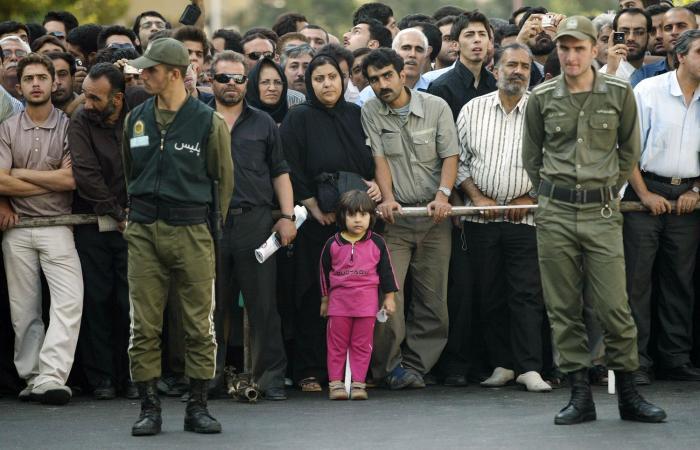 Human rights record in Iran