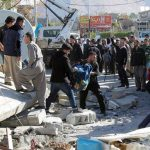 Deadly Earth quake shakes Kermanshah province again.