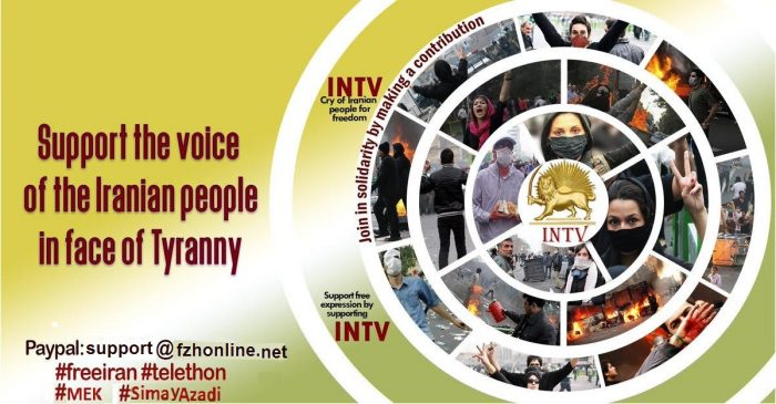 INTV's 3 day telethon started on November 30, 2018