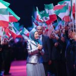 Maryam Rajavi receives a warm welcome from MEK members in Tirana