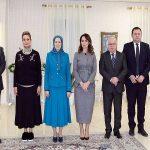 Albanian Parliamentary delegation meet with Maryam Rajavi