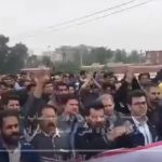 Day 24 of Ahvaz protest by workers