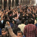 Ahvaz Steel Workers continue their protests in the its 2nd month