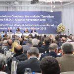 MEPs delegation in a conference in Ashraf3