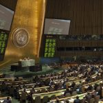 UNGA condemns Iranian regimes gross violations of human rights in Iran