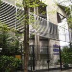 The embassy of the Iranian regime in Albania
