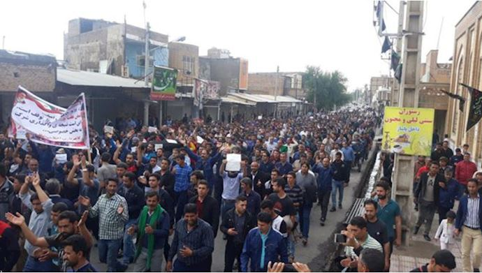 More arrest of the protesting Ahvaz steel workers