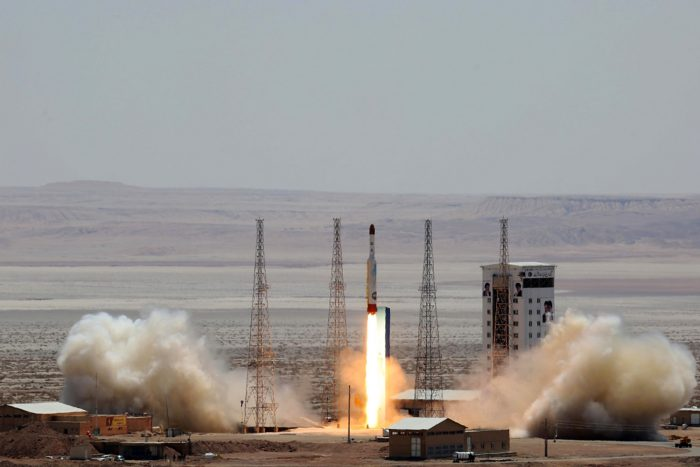 Iran Test Ballistic Missiles in breach of UN resolution 2231