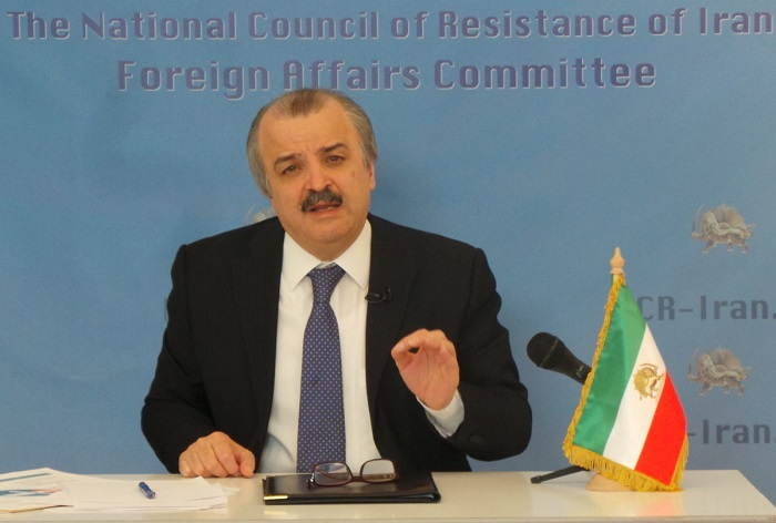 Mohammad Mohaddessin, chairman of NCRI-FAC