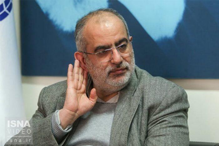 Hessamoddin Ashna, Hassan Rouhani's advisor