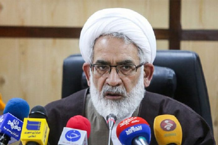 Iranian regime's Attorney General Mohammad Javad Montazeri