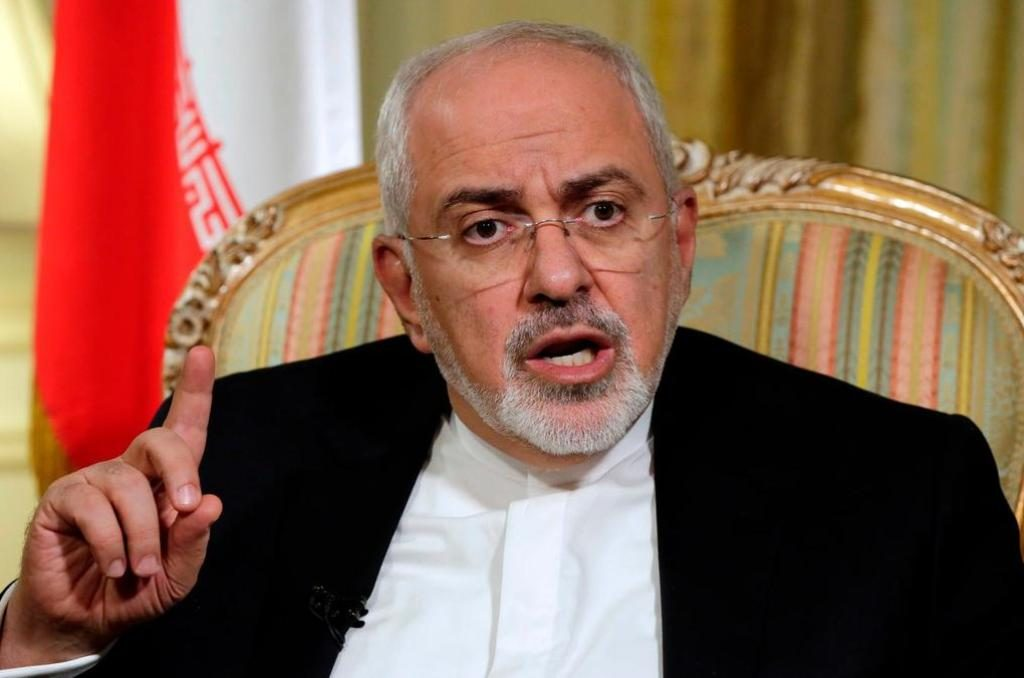 Javad Zarif,, Iranian regime's FM