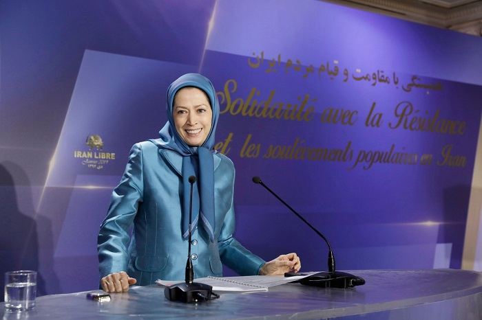 Maryam Rajavi's speech at New Year Ceremony-January 2019