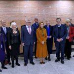 Maryam Rajavi visits the European Parliamen