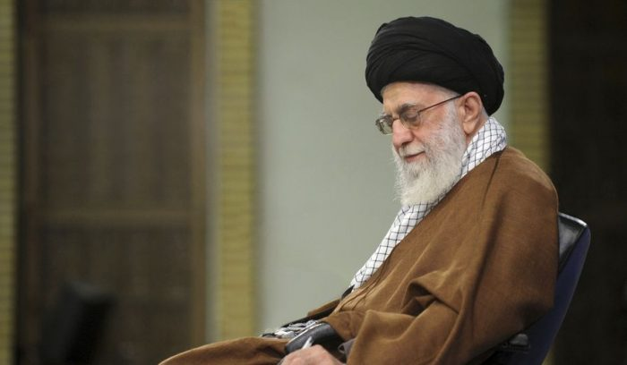 The top mullah who rules Iran
