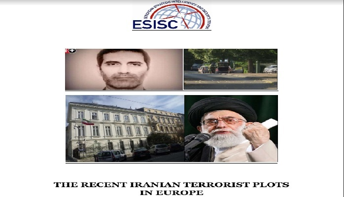 """The Recent Iranian Terrorist Plots in Europe"""
