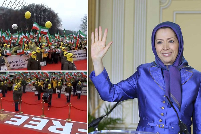 Maryam Rajavi's video message to MEK's rally in Warsaw