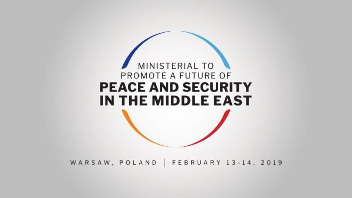 Ministerial conference in Poland