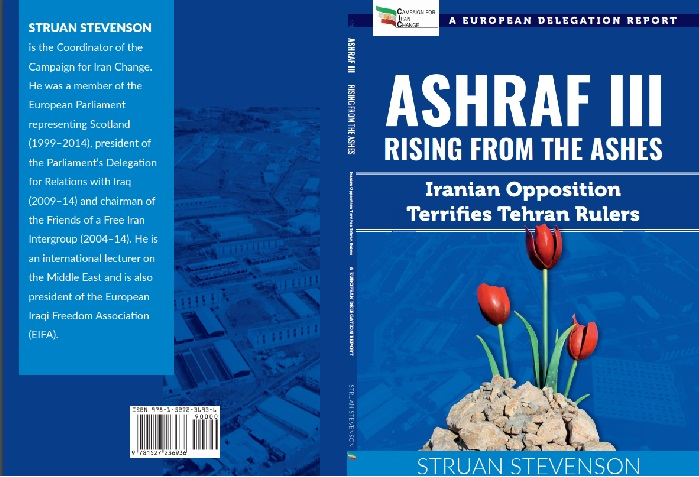 Book on Ashraf III-MEK residence in Albania