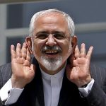 Javad Zarif, Iranian regime's Minister of Foreign Affairs