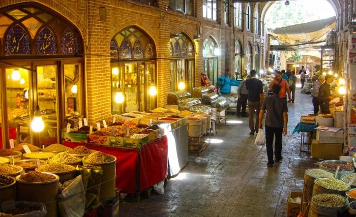 Impoverished Nowruz due to bankrupt economy in Iran