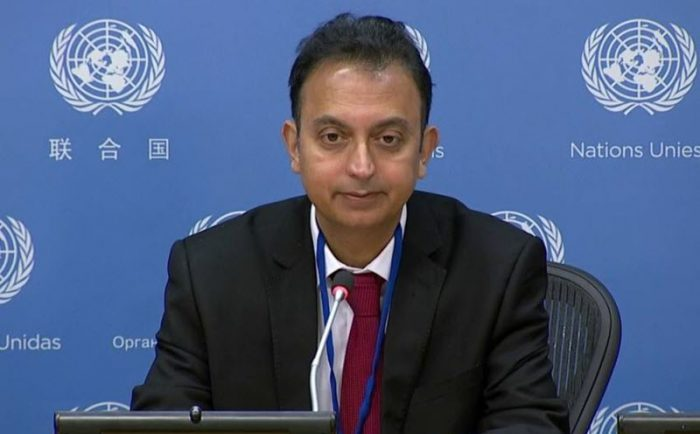 Javaid Rehman UN's Special Rapporteur on situation of human rights in Iran