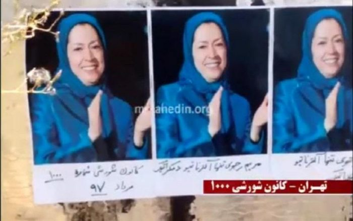 MEK resistance unit's activities on the occasion of the International Women's Day