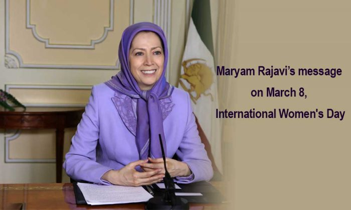 Maryam Rajavi, leader of Iran opposition