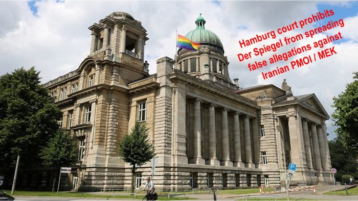 Hamburg court rules against misinformation targeting the MEK