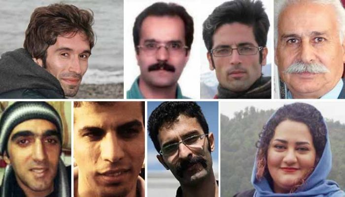 Ill Political prisoners in Iran